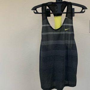 Nike Dri Fit Racer Back Tank Top